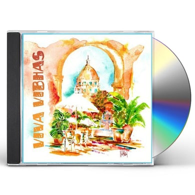 Vibhas Kendzia VIVA VIBHAS-LAS VEGAS 2012 CD