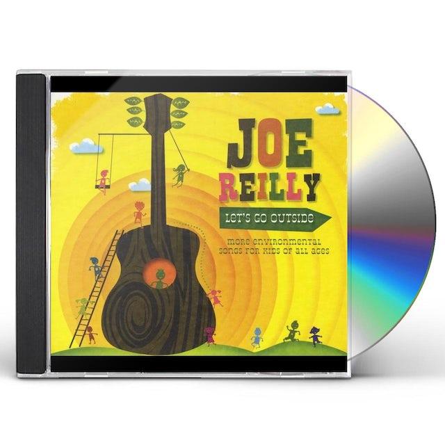 Joe Reilly LET'S GO OUTSIDE CD
