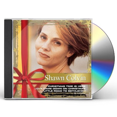 Shawn Colvin COLLECTIONS CHRISTMAS CD