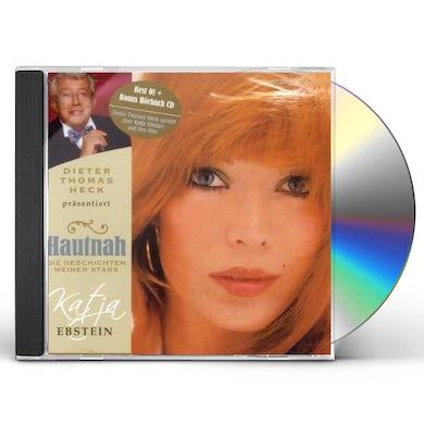 Katja Ebstein HAUTNAH DIE GESCHICHTEN MEINER STARS CD