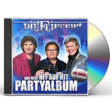 Die Flippers DAS NEUE HIT AUF HIT PARTY ALBUM CD