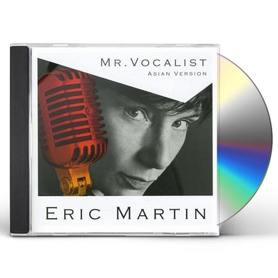Eric Martin MR VOCALIST CD