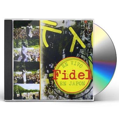 Fidel Nadal EN VIVO EN JAPON CD