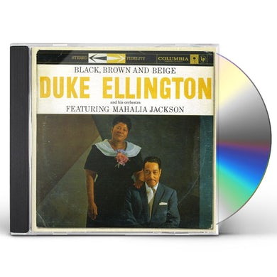 Duke Ellington BLACK BROWN & BEIGE CD