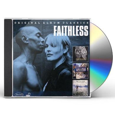 Faithless ORIGINAL ALBUM CLASSICS CD