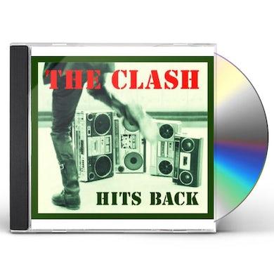The Clash HITS BACK CD