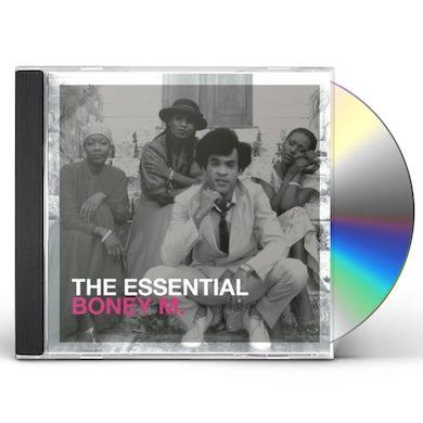 Boney M ESSENTIAL CD