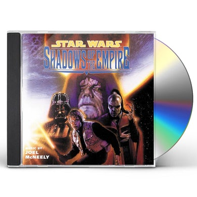 STAR WARS: SHADOWS OF THE EMPIRE CD