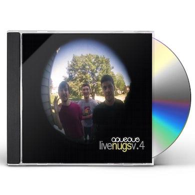Aqueous LIVE NUGS V.4 CD