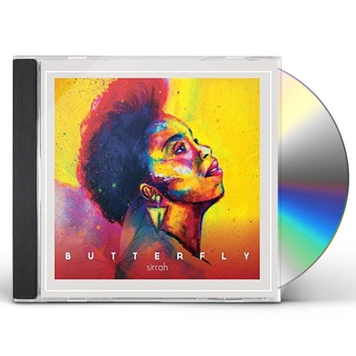 Sirrah BUTTERFLY CD