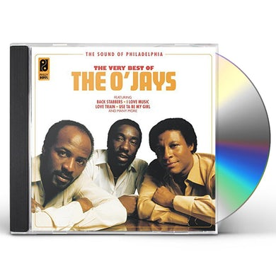 O'Jays VERY BEST OF CD