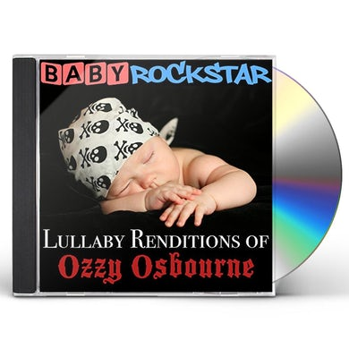 Baby Rockstar  LULLABY RENDITIONS OF OZZY OSBOURNE CD
