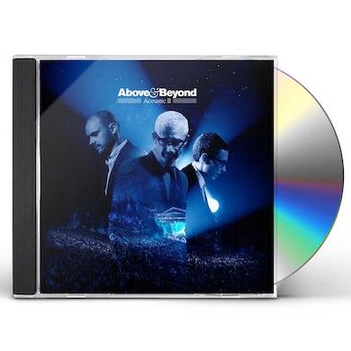 Above & Beyond ACOUSTIC II CD