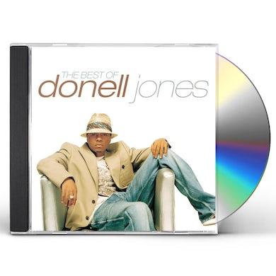 BEST OF DONELL JONES CD
