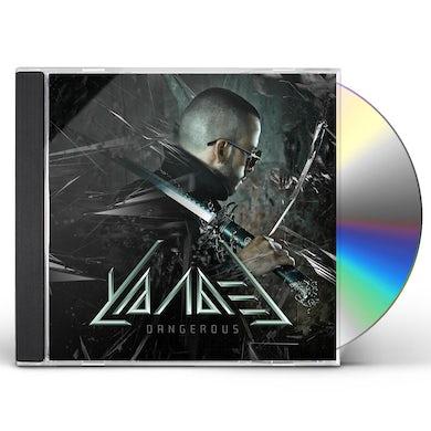 Yandel DANGEROUS CD