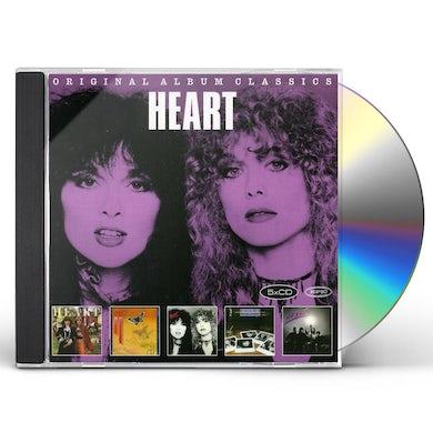 Heart ORIGINAL ALBUM CLASSICS CD