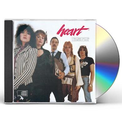Heart GREATEST HITS LIVE CD