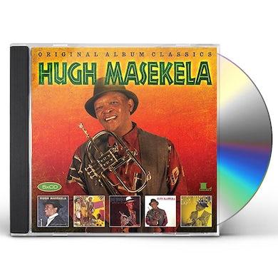 Hugh Masekela ORIGINAL ALBUM CLASSICS CD