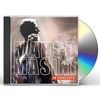 Marco Masini MASINI IN CONCERTO CD