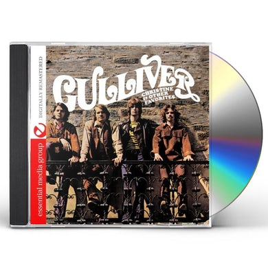 Gulliver CHRISTINE & OTHER FAVORITES CD