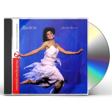 Terri Wells JUST LIKE DREAMIN CD