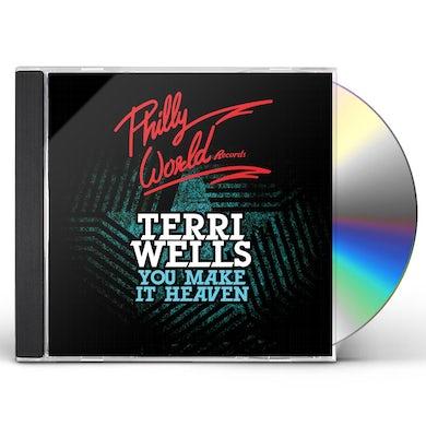 Terri Wells YOU MAKE IT HEAVEN CD