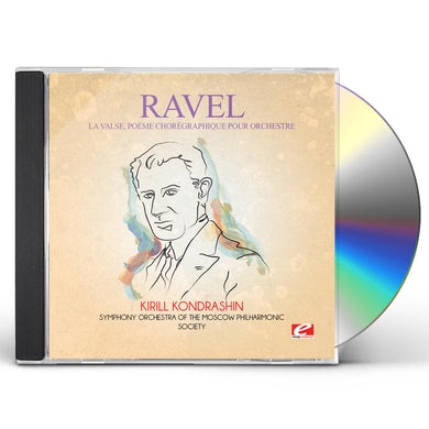 Ravel LA VALSE POEME CHOREGRAPHIQUE ORCH I CD