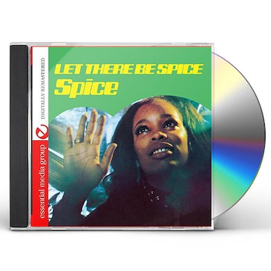 LET THERE BE SPICE CD