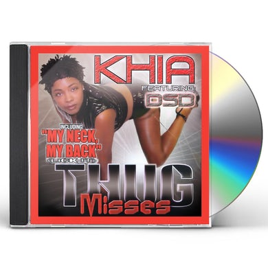 Khia THUG MISSES CD