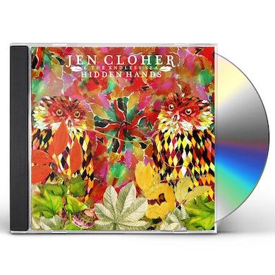 Jen Cloher HIDDEN HANDS CD