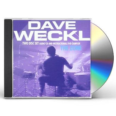 Dave Weckl ZONE (CD & DVD) CD