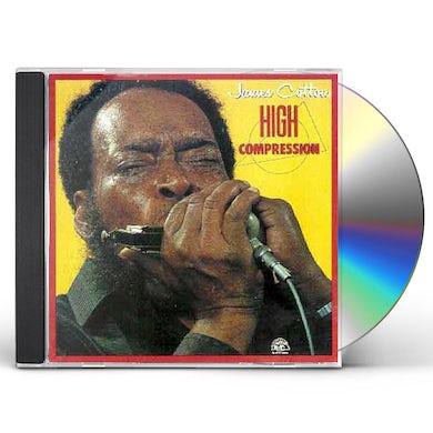 James Cotton HIGH COMPRESSION CD