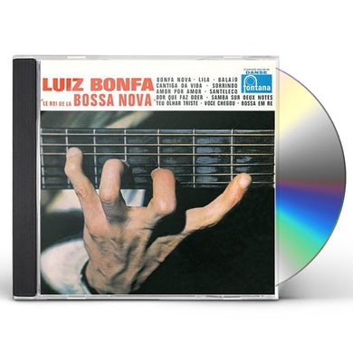 LE ROI DE LA BOSSA NOVA: THE KING OF BOSSA NOVA CD