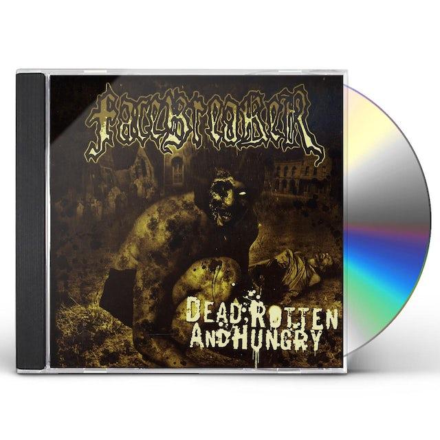 Facebreaker DEAD ROTTEN & HUNGRY CD