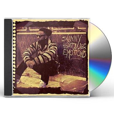 Skinny Hightower EMOTIONS CD