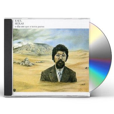 Raul Seixas DIA EM QUE A TERRA PAROU CD