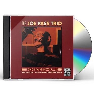 Joe Pass EXIMIOUS CD