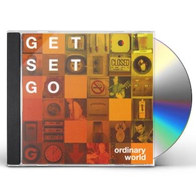 Get Set Go ORDINARY WORLD CD