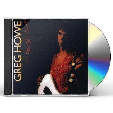 GREG HOWE CD