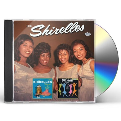 The Shirelles TONIGHT'S THE NIGHT / SING TO TRUMPETS & STRINGS CD