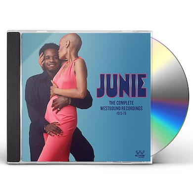 Junie COMPLETE WESTBOUND RECORDINGS 1975-1976 CD