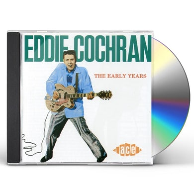 Eddie Cochran EARLY YEARS CD