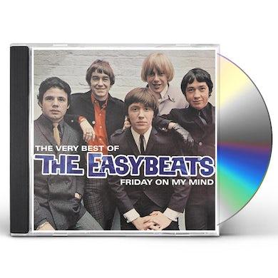 VERY BEST OF THE EASYBEATS CD
