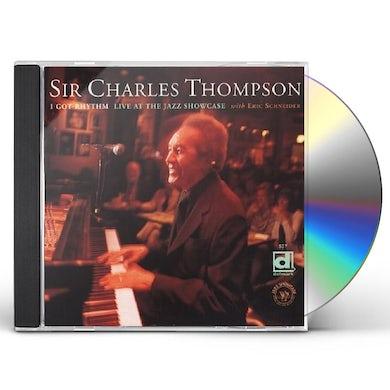 Sir Charles Thompson I GOT RHYTHM LIVE AT THE JAZZ SHOWCASE CD