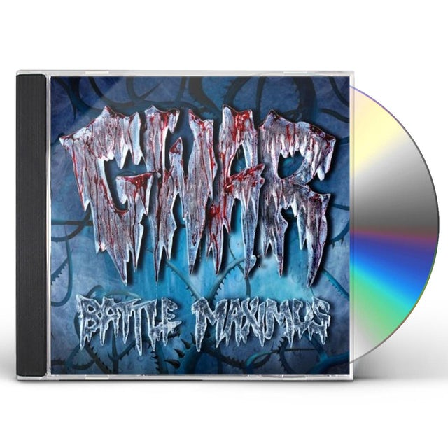 Gwar BATTLE MAXIMUS CD