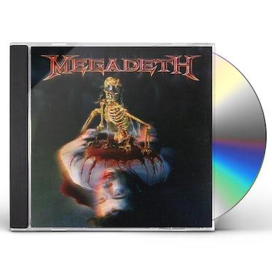 Megadeth World Needs a Hero CD