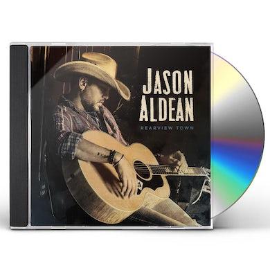 Jason Aldean Rearview Town CD