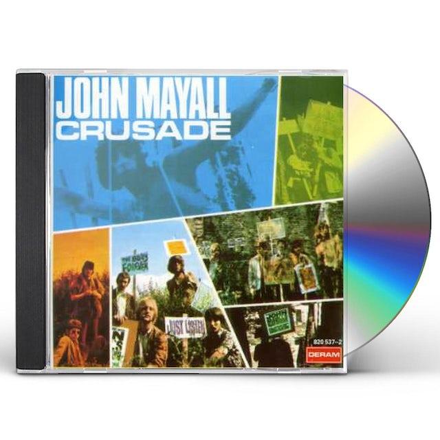 John Mayall CRUSADE CD