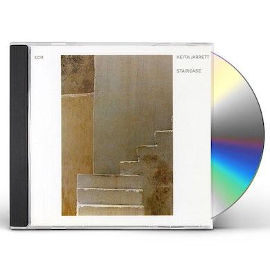 Keith Jarrett STAIRCASE CD
