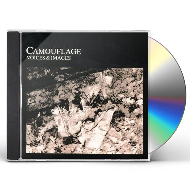 Camouflage VOICES & IMAGES CD